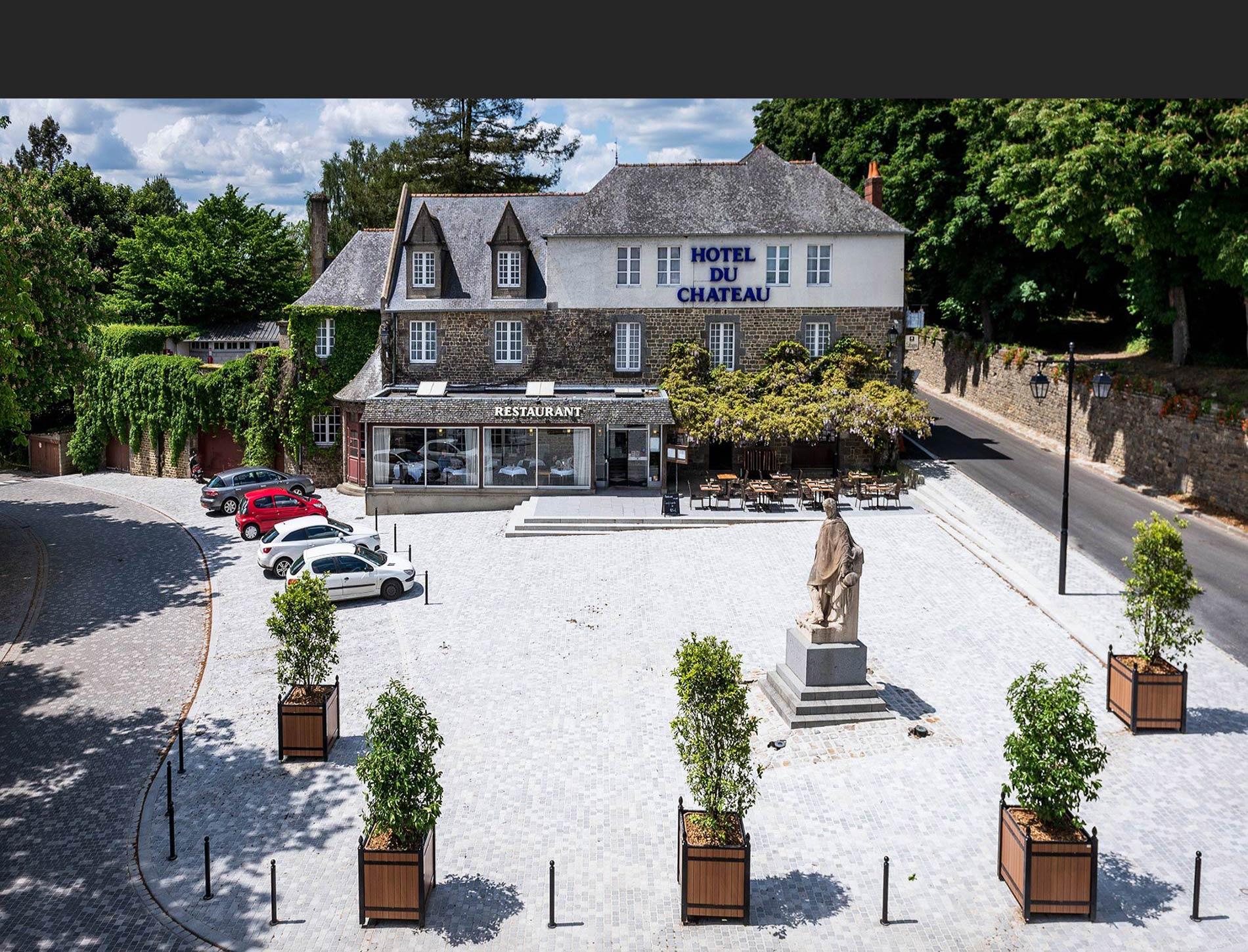 Hotel Restaurant Combourg St-Malo Mont St-Michel